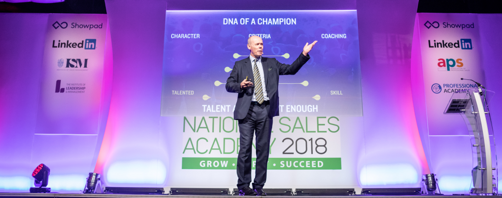 FLYING START FOR NATIONAL SALES ACADEMY 2018!