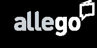 Allego Logo Inverse